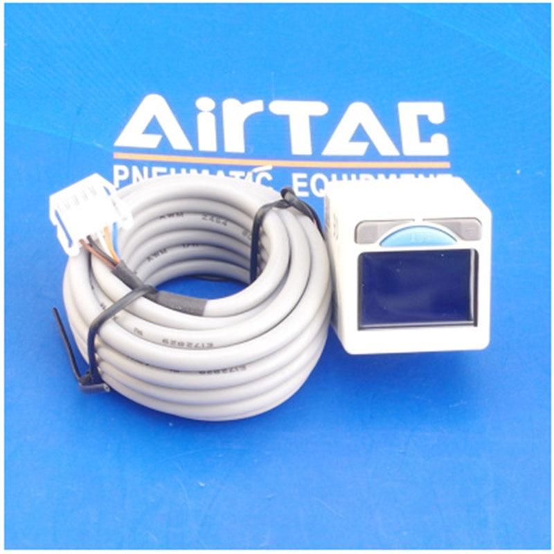 Airtac Màn Hình Hiển Thị Kỹ Thuật Số Công Tắc Áp Lực DPSN1 01020 Hút Chân Không Áp Suất Âm Đo DPSN1 10020 Áp Suất|Pressure Gauges| - AliExpress