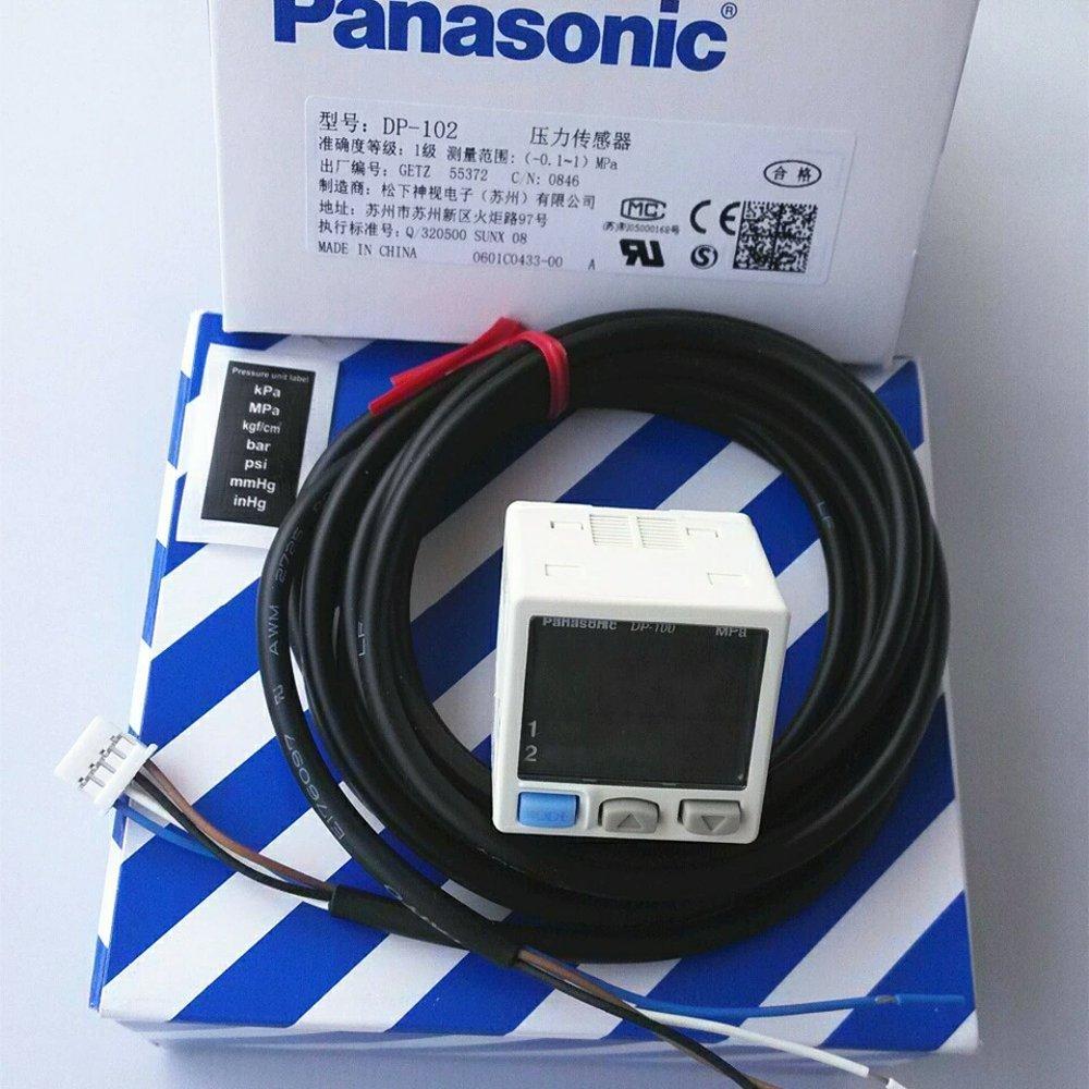 Panasonic DP-102 cảm biến áp suất 0-1Mba – CÔNG TY CỔ PHẦN SẢN XUẤT VÀ THƯƠNG MẠI PHẠM DƯƠNG