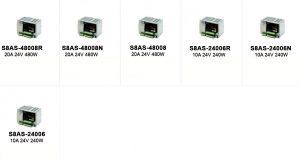 Bo nguon Omron S8AS Series